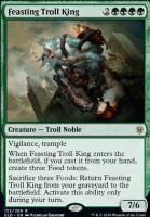Throne of Eldraine: Feasting Troll King