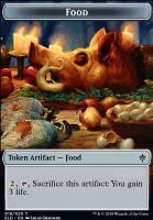 Throne of Eldraine: Food Token (018)