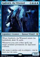 Throne of Eldraine: Gadwick, the Wizened