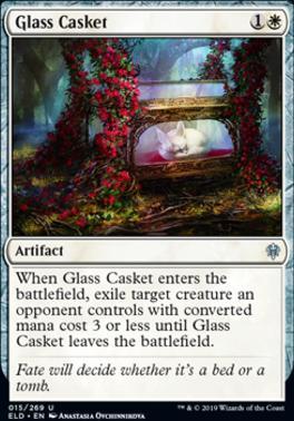 Throne of Eldraine: Glass Casket