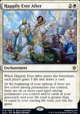Throne of Eldraine: Happily Ever After