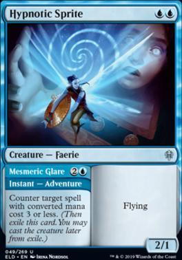Throne of Eldraine: Hypnotic Sprite