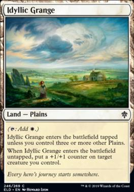 Throne of Eldraine: Idyllic Grange