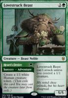 Throne of Eldraine: Lovestruck Beast