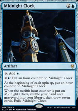 Throne of Eldraine: Midnight Clock
