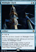 Throne of Eldraine: Midnight Clock