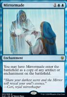 Throne of Eldraine: Mirrormade