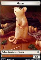 Throne of Eldraine: Mouse Token