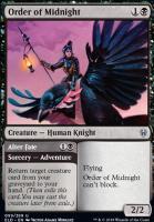 Throne of Eldraine: Order of Midnight