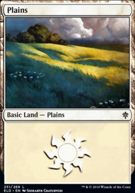 Throne of Eldraine: Plains (251 B)