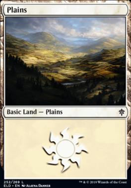 Throne of Eldraine: Plains (252 C)