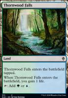 Throne of Eldraine: Thornwood Falls (Planeswalker Deck)