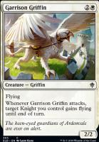 Throne of Eldraine: Garrison Griffin (Planeswalker Deck)