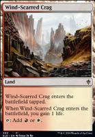 Throne of Eldraine: Wind-Scarred Crag (Planeswalker Deck)