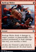Throne of Eldraine: Redcap Melee