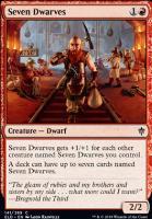 Throne of Eldraine: Seven Dwarves