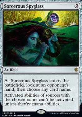 Throne of Eldraine: Sorcerous Spyglass