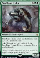 Throne of Eldraine: Steelbane Hydra (Brawl Deck Card)