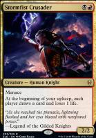 Throne of Eldraine: Stormfist Crusader