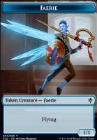 Throne of Eldraine: Faerie Token