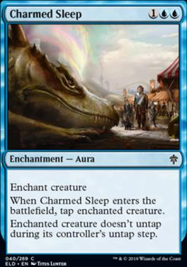 Throne of Eldraine: Charmed Sleep