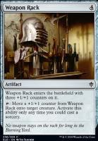 Throne of Eldraine: Weapon Rack
