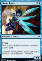 Throne of Eldraine Foil: Tome Raider