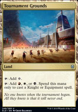 Throne of Eldraine: Tournament Grounds
