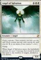 Time Spiral Remastered Foil: Angel of Salvation