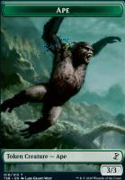 Time Spiral Remastered: Ape Token