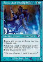Time Spiral Remastered Foil: Baral, Chief of Compliance