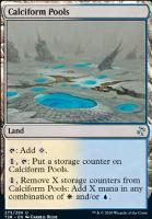 Time Spiral Remastered Foil: Calciform Pools
