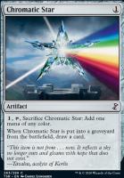 Time Spiral Remastered: Chromatic Star