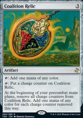 Time Spiral Remastered: Coalition Relic