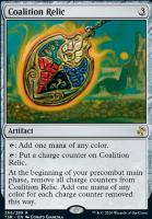 Time Spiral Remastered Foil: Coalition Relic