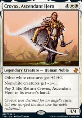 Time Spiral Remastered: Crovax, Ascendant Hero