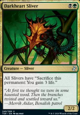 Time Spiral Remastered: Darkheart Sliver