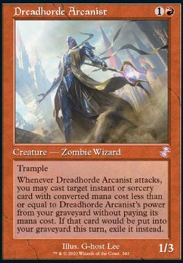 Time Spiral Remastered: Dreadhorde Arcanist