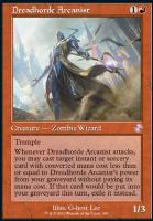 Time Spiral Remastered Foil: Dreadhorde Arcanist