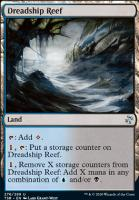 Time Spiral Remastered Foil: Dreadship Reef