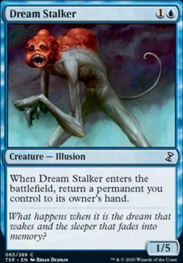 Time Spiral Remastered Foil: Dream Stalker