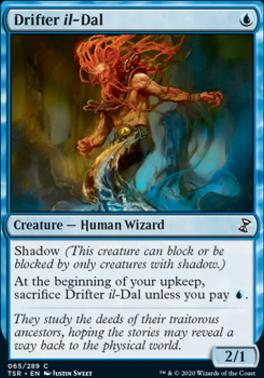 Time Spiral Remastered Foil: Drifter il-Dal