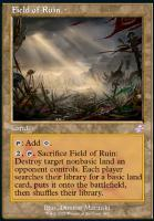 Time Spiral Remastered: Field of Ruin