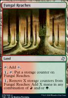 Time Spiral Remastered Foil: Fungal Reaches