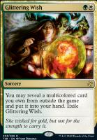 Time Spiral Remastered Foil: Glittering Wish