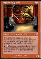Time Spiral Remastered: Goblin Engineer
