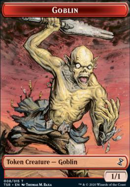 Time Spiral Remastered: Goblin Token