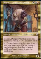Time Spiral Remastered: Grenzo, Dungeon Warden