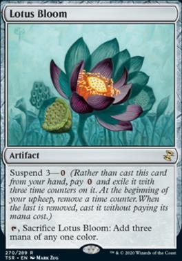 Time Spiral Remastered: Lotus Bloom
