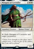 Time Spiral Remastered Foil: Mangara of Corondor